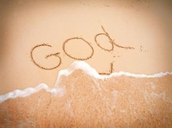 God in Sand - 450x338 - 8256296_s
