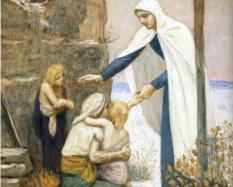 charity- pierre puvis de chavannes