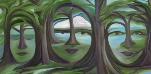 Human Nature - Susan Thompson_edgeforest
