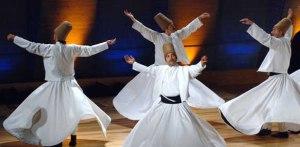 Dance - whirling dervish