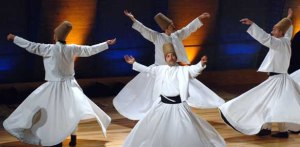 Dance - whirling dervish