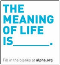 Purpose - The meaning of life is . . .