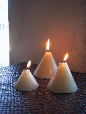Winter solstice - Candle from Wade article