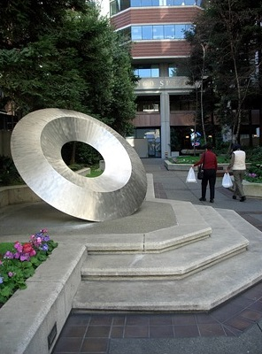 winter solstice - sculpture - Roger Berry - Tao