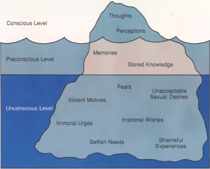 freud iceberg metaphor