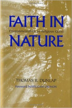 Faith in Nature (book cover)