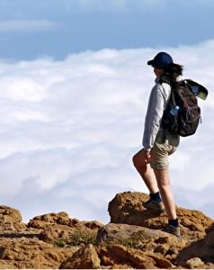 mindful hiker