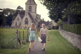 walk to church
